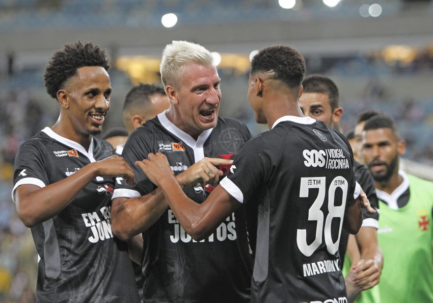 VASCO DECIDE COM VENCEDOR DO FLA-FLU