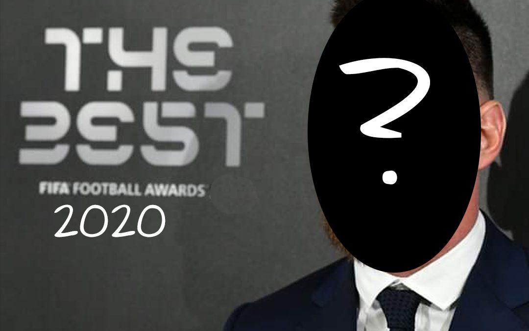 FIFA CANCELA PRÊMIO DE MELHOR DO MUNDO