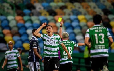 BRASILEIRO REDUZ VANTAGEM DO LÍDER SPORTING